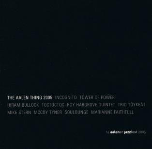 """The Aalen Thing 2005"" - Various artists"