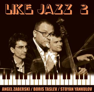Angel Zaberski Trio - Like Jazz 2